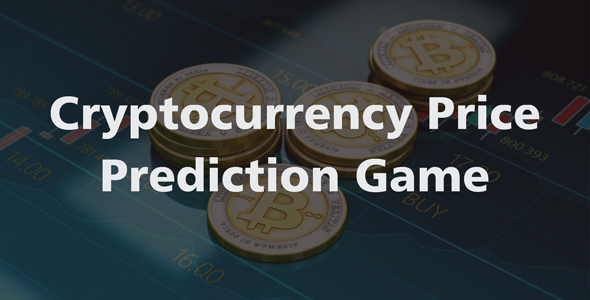 Cryptocurrency Value Prediction Game for WordPress (Miscellaneous)