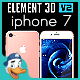 Apple iPhone 7 for Element 3D - 3DOcean Item for Sale
