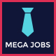 Mega Jobs - All in One Job Portal - ThemeForest Item for Sale