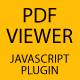 PDF Viewer - Javascript Plugin - CodeCanyon Item for Sale