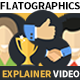 Flatographics Explainer Video - VideoHive Item for Sale