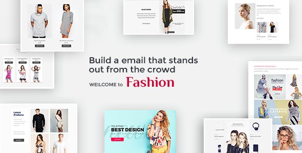 ThemeForest Fashion Email Template 20465336