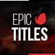Epic Titles 2.0