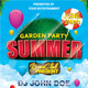 "Garden Party Summer ""Flyer Template"" - GraphicRiver Item for Sale"