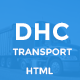 DHC | Logistics Transportation HTML Template - ThemeForest Item for Sale