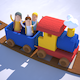 Toy Train - VideoHive Item for Sale