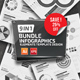 Bundle 9 in 1 Infographics Elements - GraphicRiver Item for Sale