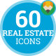 Real Estate Agency Animation - Flat Icons and Elements