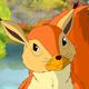 Cute Squirrel Closeup - VideoHive Item for Sale