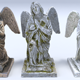 Sculptures Pack Vol.1 Statue 1 - 3DOcean Item for Sale