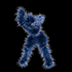Hairy Dancer2 - VideoHive Item for Sale