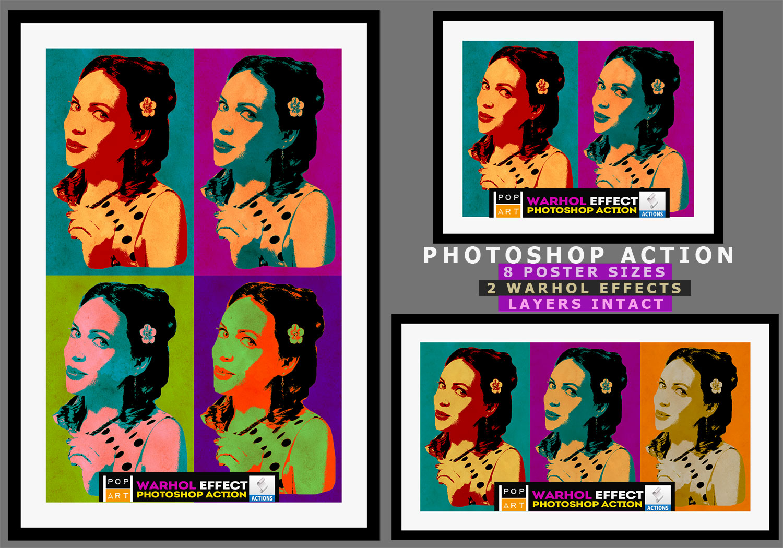 See Best Pop Art Effect Photoshop Gallery @KoolGadgetz.com