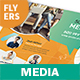 Social Media Flyers – 4 Options - GraphicRiver Item for Sale