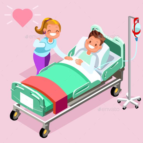 Home Healthcare - Health/Medicine Conceptual