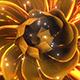 Blooming Golden Flower