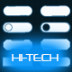 Hi-tech HUD Buttons (Custom Shapes)