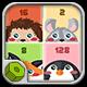 2048 Cuteness Edition - HTML5 Skill Game