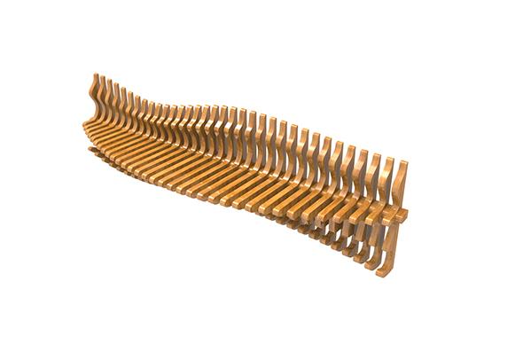 Parametric Shelf - 3DOcean Item for Sale