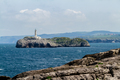 Lighthouse in  Mouro Island - PhotoDune Item for Sale
