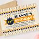 Retro Birthday Invitation 1 - GraphicRiver Item for Sale