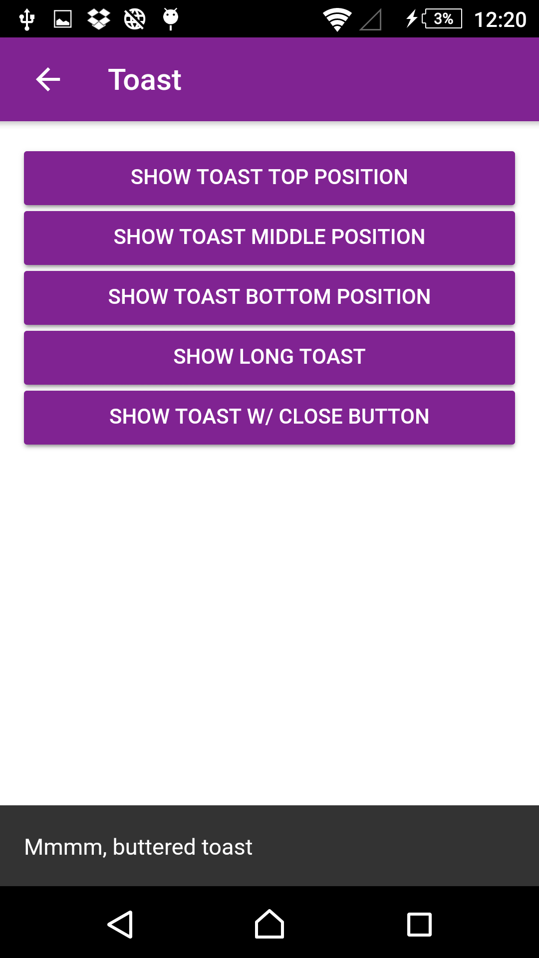 Ionic 4 Popover Position