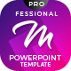 Mercury PowerPoint Template - GraphicRiver Item for Sale