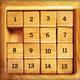 Sliding puzzle HTML5 game