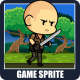 The Explorer 2D Game Character Sprite