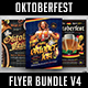 Oktoberfest Flyer Bundle V4 - GraphicRiver Item for Sale