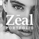 Zeal - Responsive and Creative Portfolio & Blogging WordPress Theme