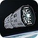 Future Sci-Fi Spaceship - VideoHive Item for Sale