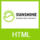Sunshine - Multiperpose Corporate Business HTML5 Template - ThemeForest Item for Sale