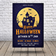 Happy Halloween Flyer - GraphicRiver Item for Sale