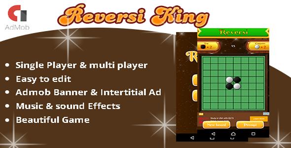 Reversi King (Games)