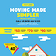 Moving House Flyer