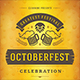 15 Oktoberfest Flyers Templates - GraphicRiver Item for Sale