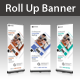 Corporate Business Rollup Banner