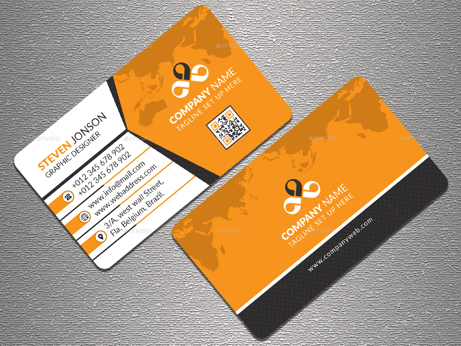 Corporate business card by graphic forest graphicriver corporate business card business cards print templates preview 01g preview 02g preview 03g magicingreecefo Choice Image
