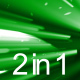 Bright Tunnel (2in1) VJ - VideoHive Item for Sale