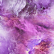 Flying Through Abstract Purple-Pink Nebulae in Space - VideoHive Item for Sale