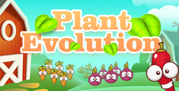 CodeCanyon Plant Evolution 20582187