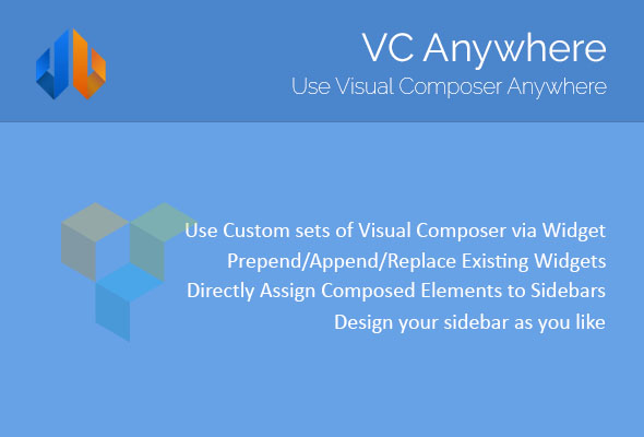 Visual Composer Anywhere - CodeCanyon Item for Sale