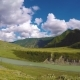 Clouds Over the Valley of the River Chuya, Altai, Siberia - VideoHive Item for Sale
