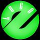 Lounge Glitch Logo
