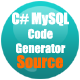 C# DAL Generator for MySQL - Source Code