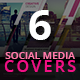6 Social Media Multi-purpose Professional Covers - GraphicRiver Item for Sale