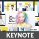 Pastel - Keynote Presentation Template - GraphicRiver Item for Sale