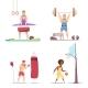 Men Sports Set