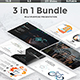 3 in 1 Bundle Creative Google Slide Template