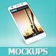 Smartphone Mockup Set 2 - GraphicRiver Item for Sale